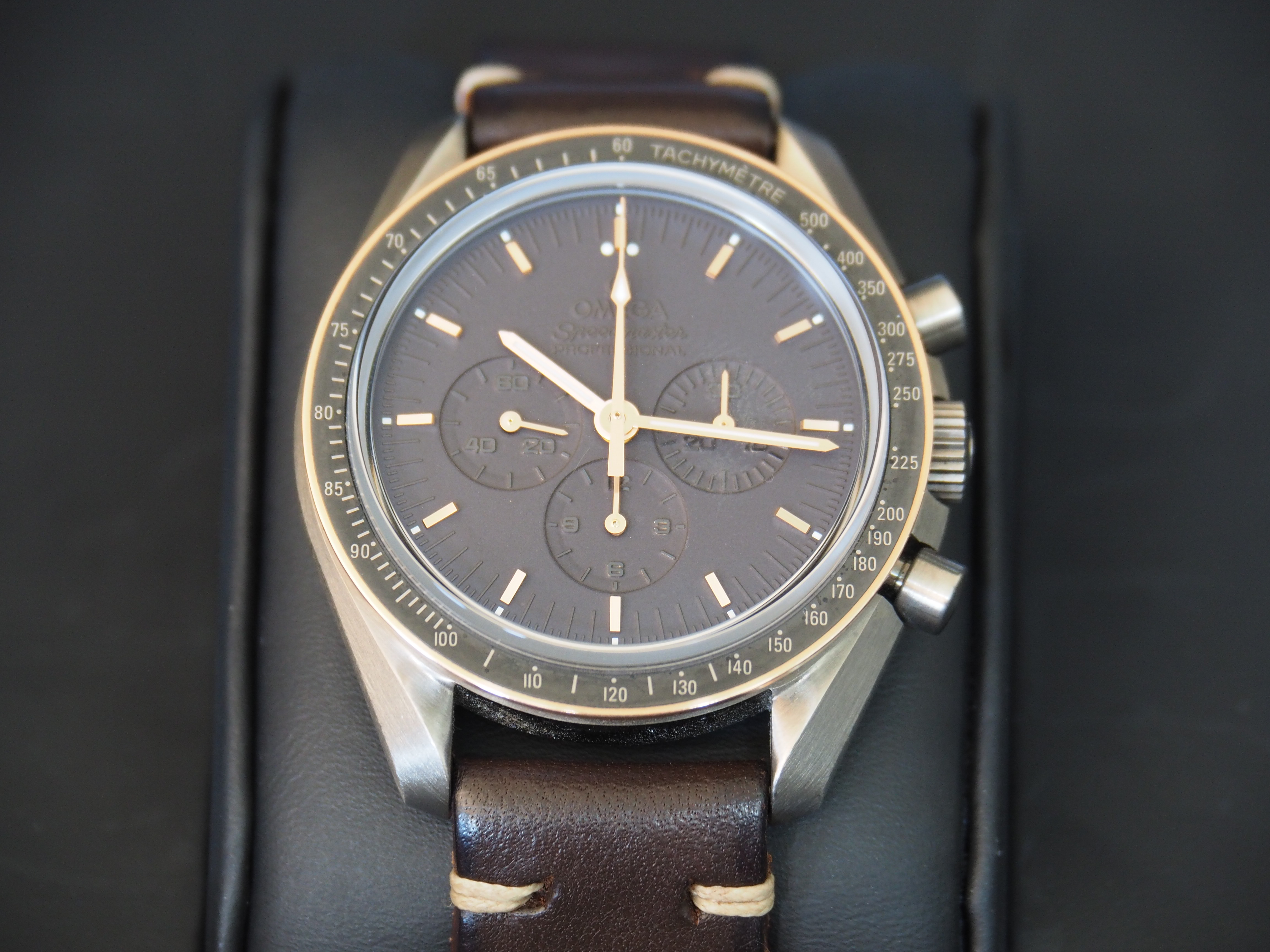 Omega Speedmaster Apollo 11 45th Anniversary Limited Edition watch