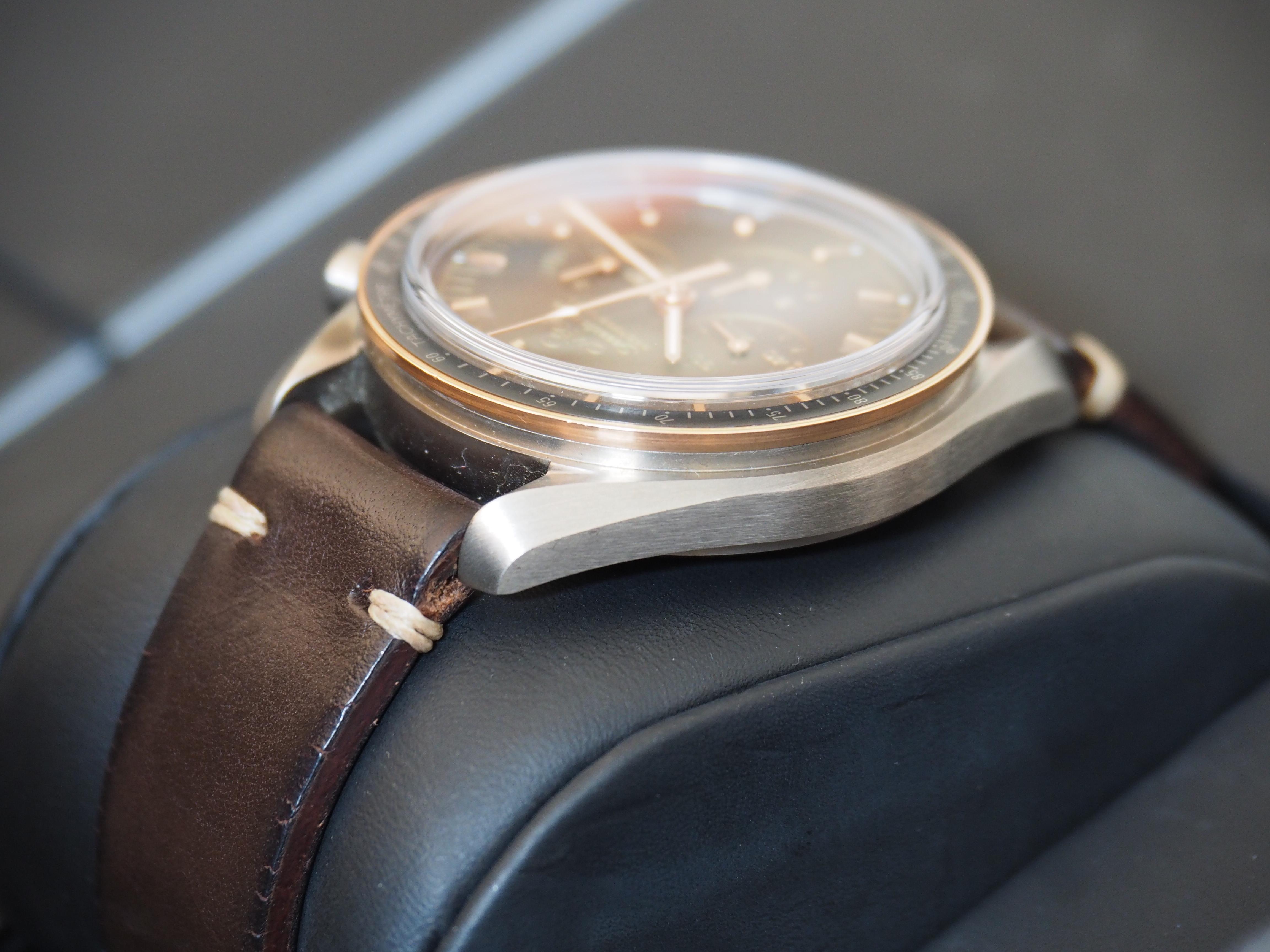 Omega Speedmaster Apollo 11 45th Anniversary Limited Edition watch